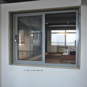 Climate Control Aluminium Sliding Windows with Low E Glass pictures & photos
