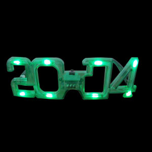 2014 Promotional Gifts LED Flashing Glasses (QY-LS2014) pictures & photos