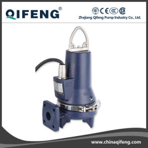 No-Clog Submersible Sewage Water Pump for Waste Water (CE Approved) pictures & photos