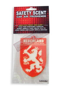 Paper Air Freshener (Safety Scent-01)