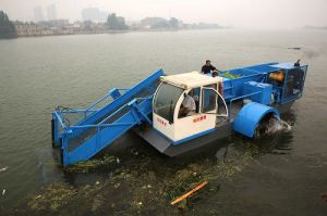 Good Quality Aquatic Weed Harvester