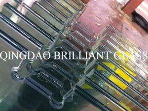 6.38mm, 8.38mm, 10.38mm, 12.38mm Laminated Glass with Asnzs & ISO Certification