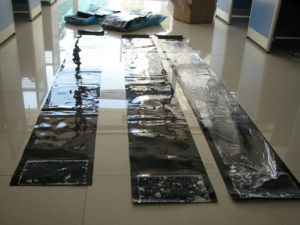 Antistatic Silicone Sheet, Silicone Belt with Fire-Resistant pictures & photos