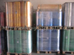 Metallic PVC Film (102-105) pictures & photos