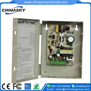 12VDC 4 Channel CCTV Camera Distribution Power Supplies (12VDC2A4P) pictures & photos