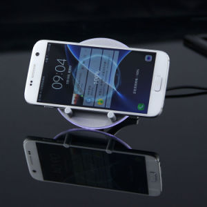 Qi Wireless Phone Charger / Wireless Fast Charger / Stand Style Wireless Charger pictures & photos