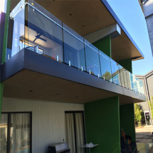 Australia Frosted Tempered Glass Railing System for Balcony pictures & photos
