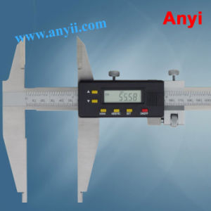Digital Calipers with Two Types of O. D Jaws (111-305) pictures & photos