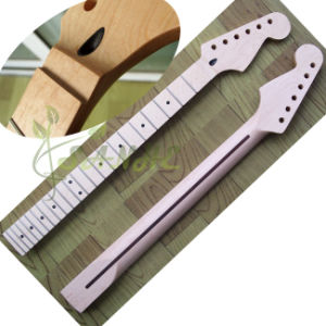 Strat Guitar Neck (Locking Nut Cut type)