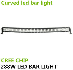 "High Power 50"" 288W CREE LED Work Light Bar DC pictures & photos"