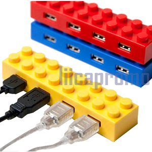 Brick USB Hub (LP2096)