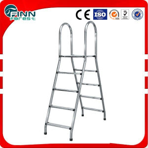 High Quality Stainless Steel Above Ground Pool Ladders pictures & photos