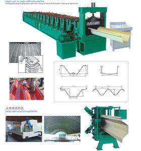 Large Span Curve Forming Machine pictures & photos