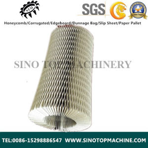 Corrugated Paper Honeycomb Core Board for Doors pictures & photos
