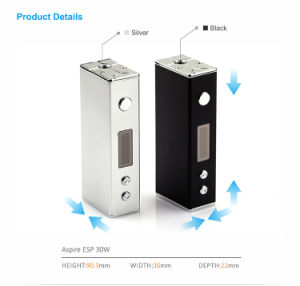 Bigger Stock Original Sigelei Mini on Promotion Box Mod E-Cigarette pictures & photos