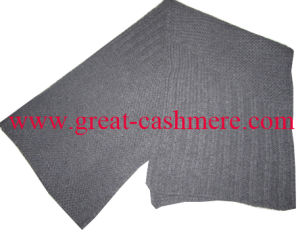 Hand Wool Scarf (W110429)