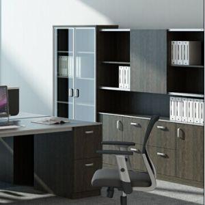 MFC Wooden Furniture Office Shelves Cabinets (DA-057)