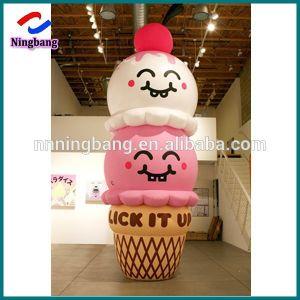 Inflatable Ice Cream Cone for Ice Cream Store Decoration pictures & photos