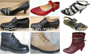 Leather Products: Shoes, Boots, Sandals, Slippers