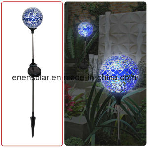 Solar Mosaic Stick Light (HL006-14)