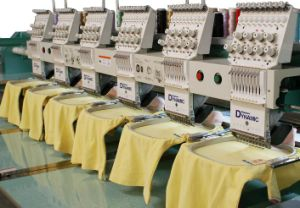 Cap/Tubular Computerized Embroidery Machine (RPED-TC-906-400X450)
