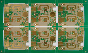 High Quality 2 Layers HASL Lf PCB