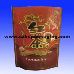 Printing Zipper Bag pictures & photos