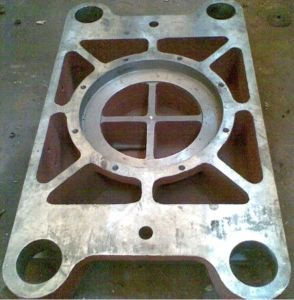 Customized Gray Pig Iron Casting