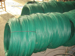 PVC Coated Wire Profession Manufacturer pictures & photos