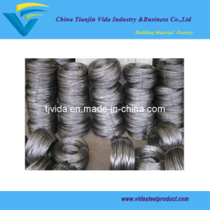 Black Soft Annealed Steel Wire pictures & photos