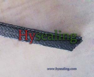 Graphite Asbestos PTFE Packing with Wire pictures & photos