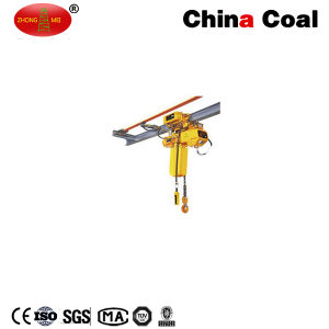 Hot Sale Portable Mini Electric Winch Rope Hoist pictures & photos
