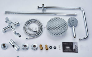 ABS Bathroom Accessories Shower Fitting pictures & photos