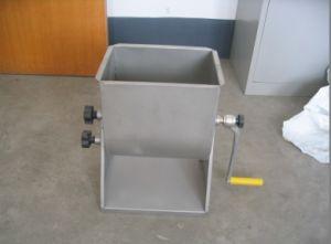 44lb Tilt Manual Stainless Steel Meat Mixer/Food Mixer