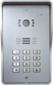 3G Wireless Intercom GSM Doorbell Door Phone Gate Garage Shutter Access Controller Relay Switch Via SMS or Free Call