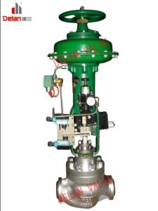 Pneumatic Operated Cage-Style Control Valve