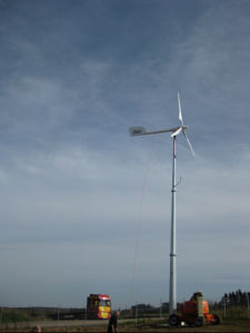 10kw Wind Power Generator on Grid System Completely Solution Plan pictures & photos