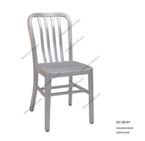 of cast aluminum navy dining chairs dc06101