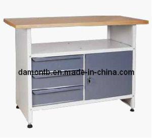 3 Drawer Steel Workbench