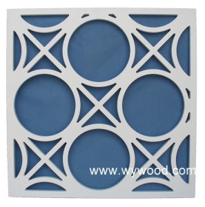 Carved Grille Decorative Panel (WY-14) pictures & photos