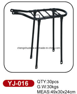 Solid Quality Black Bike Carrier Yj-016 pictures & photos