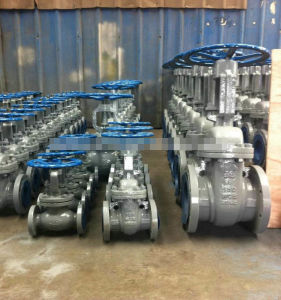 API Cast steel Gate Valve pictures & photos