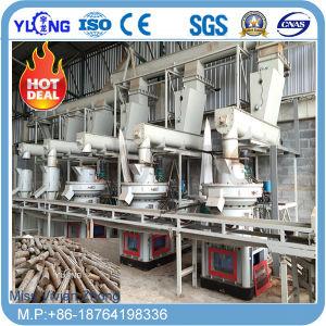 Vertical Ring Die Biomass Wood Sawdust Pellet Mill pictures & photos