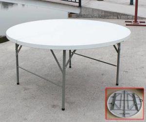 Plegable Mesa Round Banquet Table pictures & photos