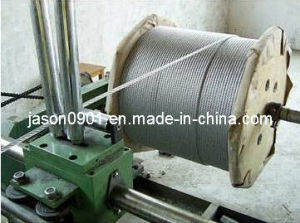 Stainless Steel Wire Rope, Wire Rope, Stainless Wire, Wire Strand pictures & photos