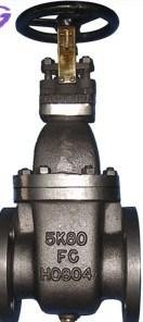 JIS-Marine-Cast Iron Gate Valve (JIS F7363)