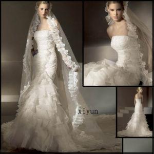 Hot Laced Wedding Gown (Yan-84)