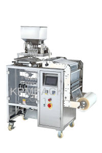 Shower Gel Sachet Packaging Machine pictures & photos