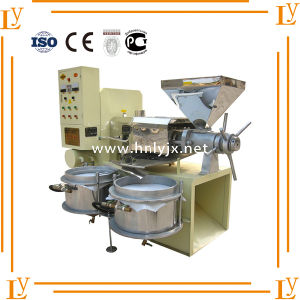 Stainless Steel Electric Sesame Peanut Olive Oil Press Machine pictures & photos