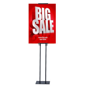 Advertising Promotional Poster Stand